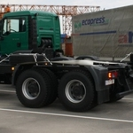 фото Шасси MAN TGS 41.400 8X4 BB-WW